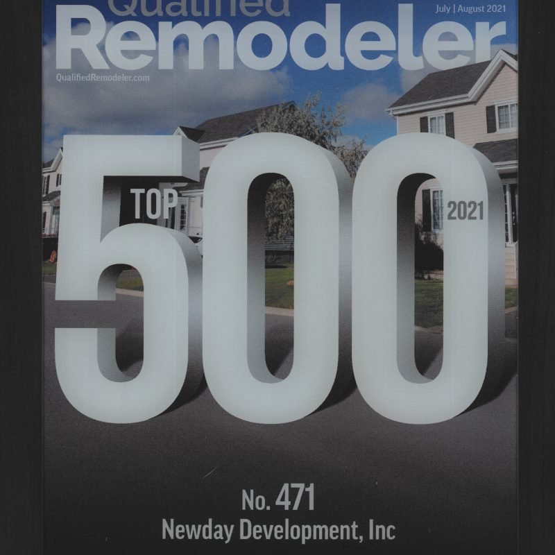 Qualified Remodeler Top 500 firms – 2021